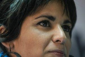 Teresa Rodríguez, cedida por Manuel Olmedo: http://manuelolmedofotografo.blogspot.com.es/