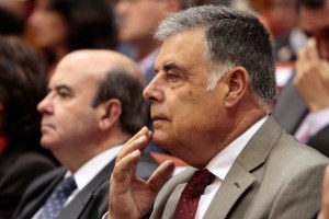 Sevilla 02-05-2012 Debate de investidura del candidato a la Presidencia de la Junta Foto: Manuel Olmedo