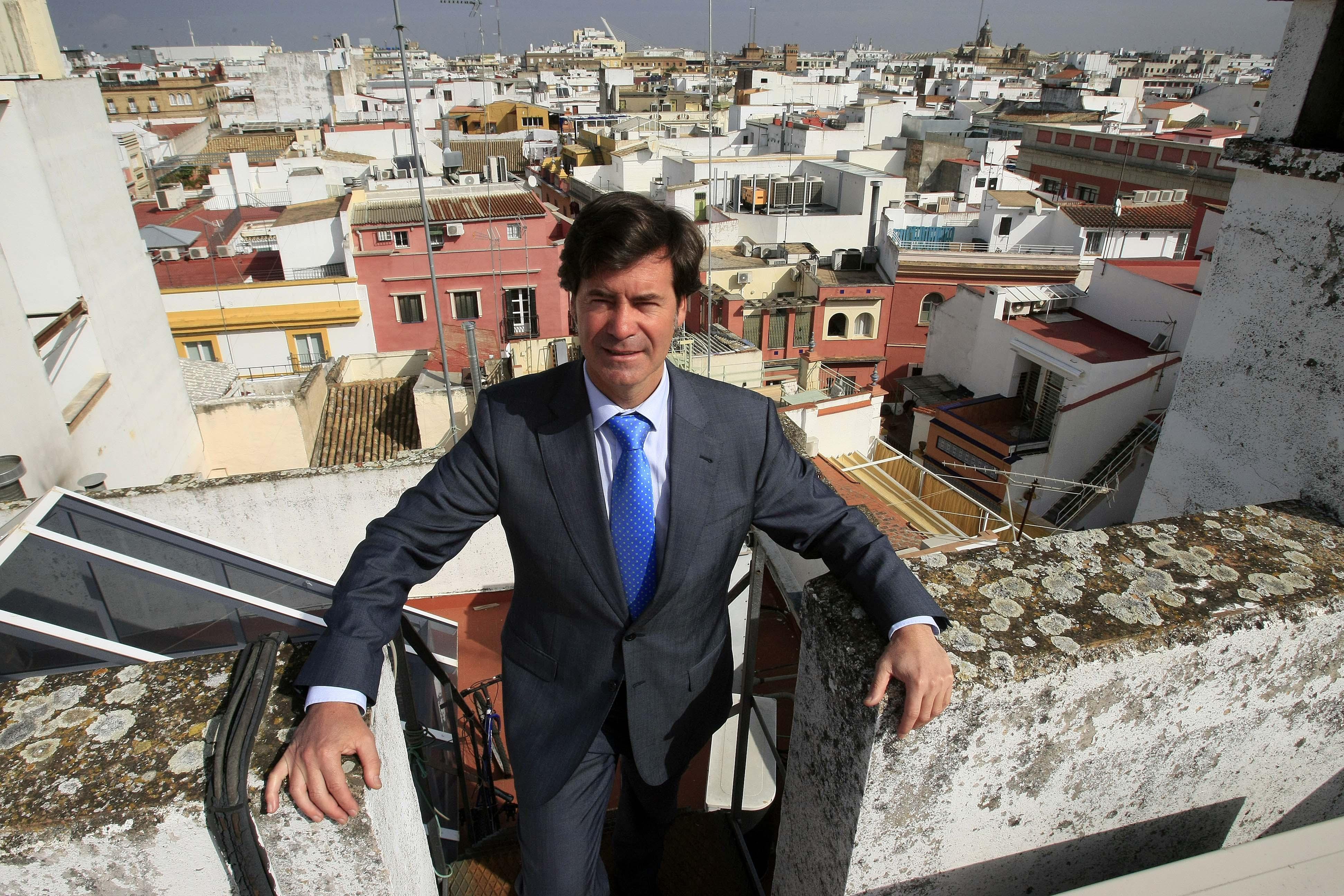 Sevilla 15-03-2016 Miguel Rus, presidente de la CESFoto: Manuel Olmedo
