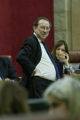MO Nuevo Pleno en el Parlamento de Andalucia 042