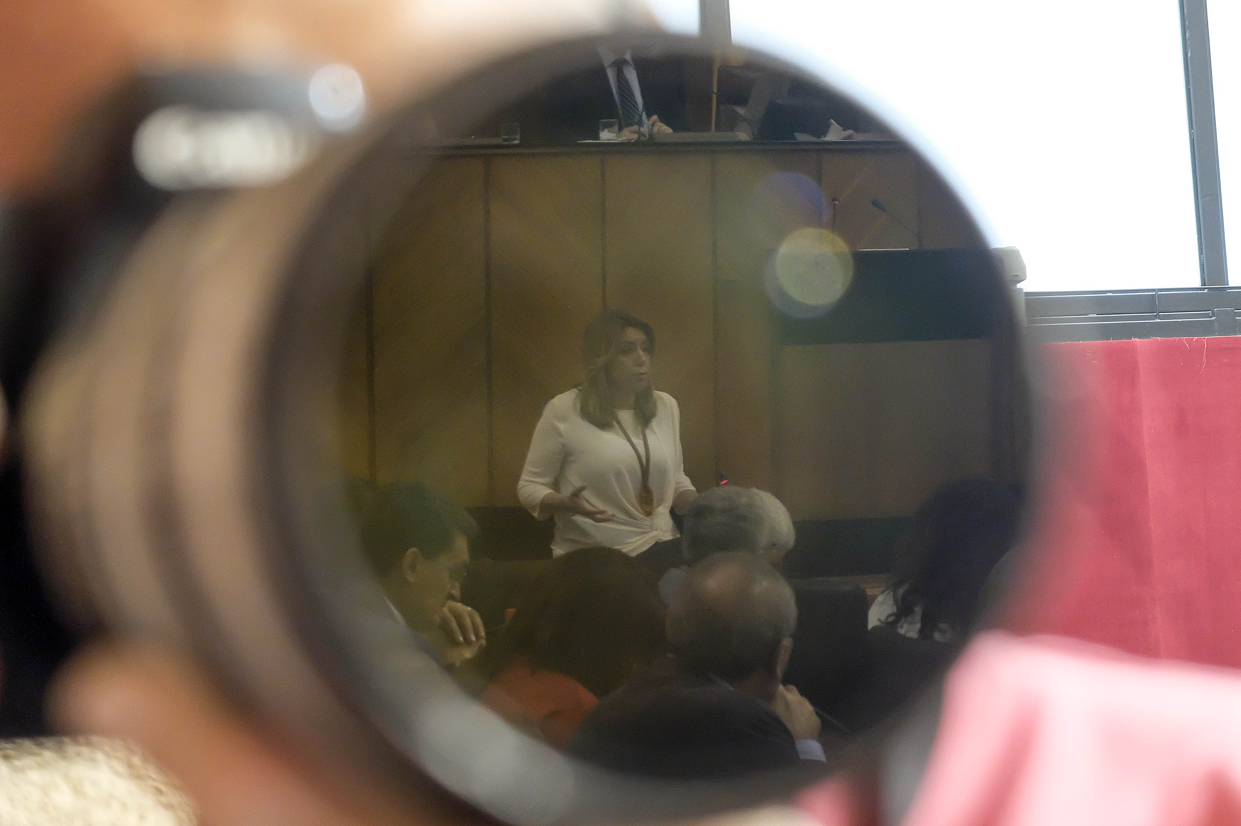 MO Parlamento, preguntas a la presidenta Susana Diaz 078